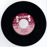 Errol Dunkley - Down Below / Deep Meditation (Success) UK 7""